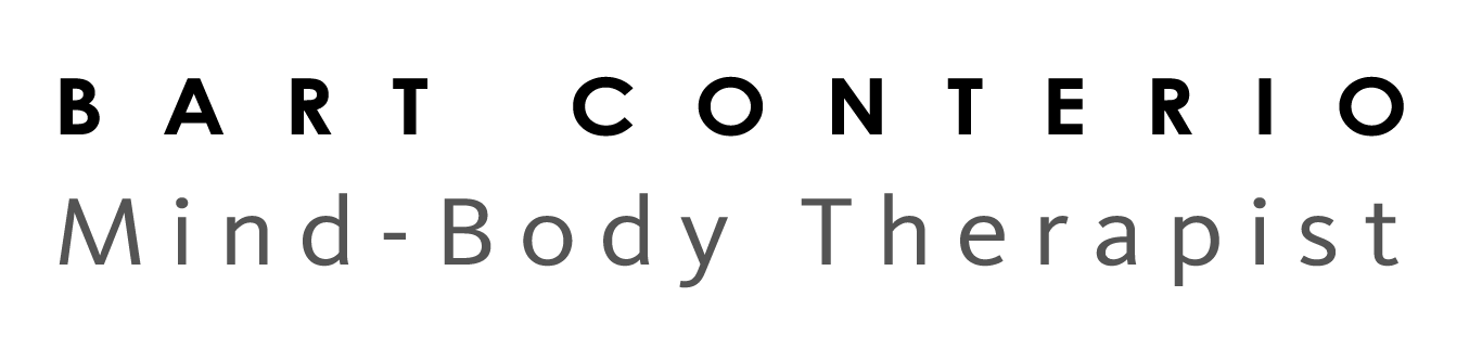 BART CONTERIO Mind-Body Therapist